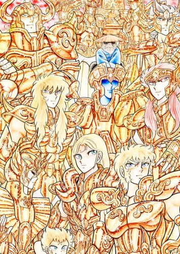 黄金聖闘士の画像 p1_13